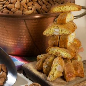cantuccini with almonds Il Magnifico