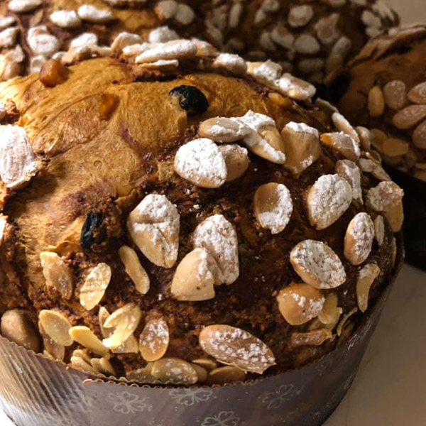 Italian Panettone Bakery Il Magnifico Siena